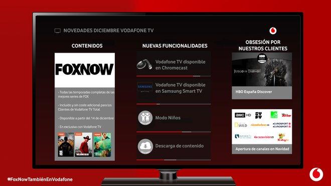 Vodafone FoxNow