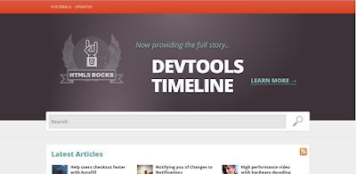 HTML5 Rocks