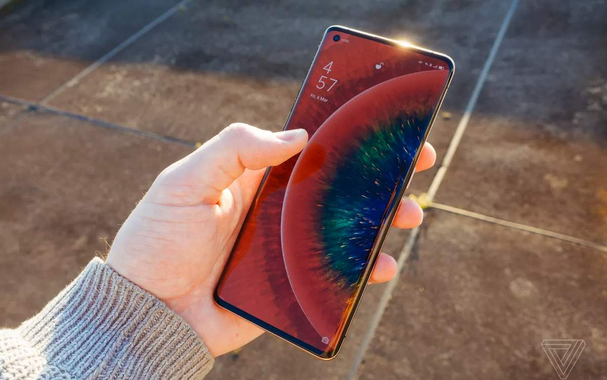 Oppo Find X2 Pro (theverge.com)