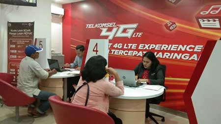 Alamat & Nomor Call Center Grapari Telkomsel Labuhan Batu