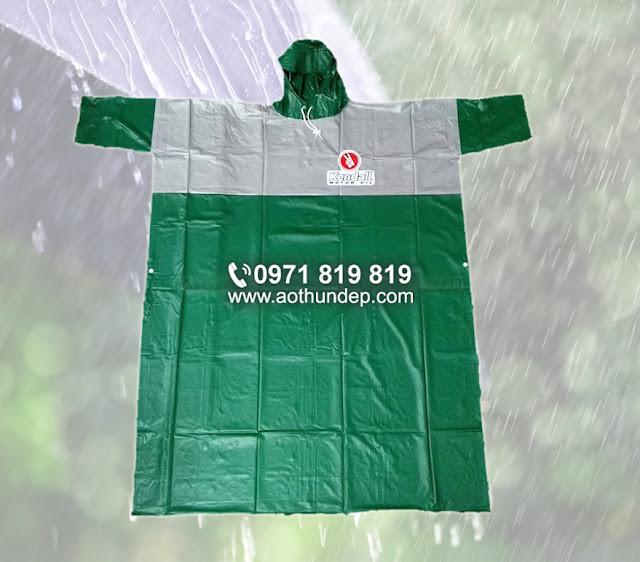 Áo mưa mặc 1 lần;