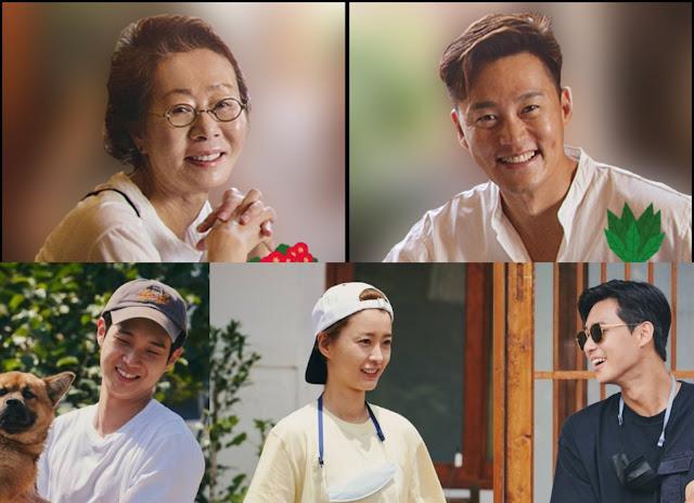 《尹食堂3》2021年1月首播,崔宇植加入成為新忙內,最帥工讀生朴敘俊強勢回歸