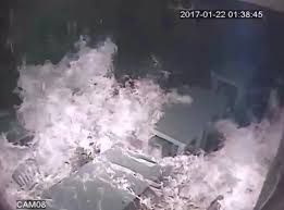 CCTV For Fire Forensic