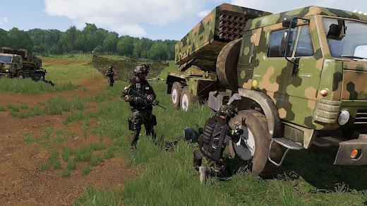 Arma3のCSAT強化MOD