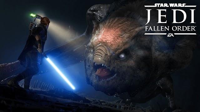 Star War Jedi Fallen Order