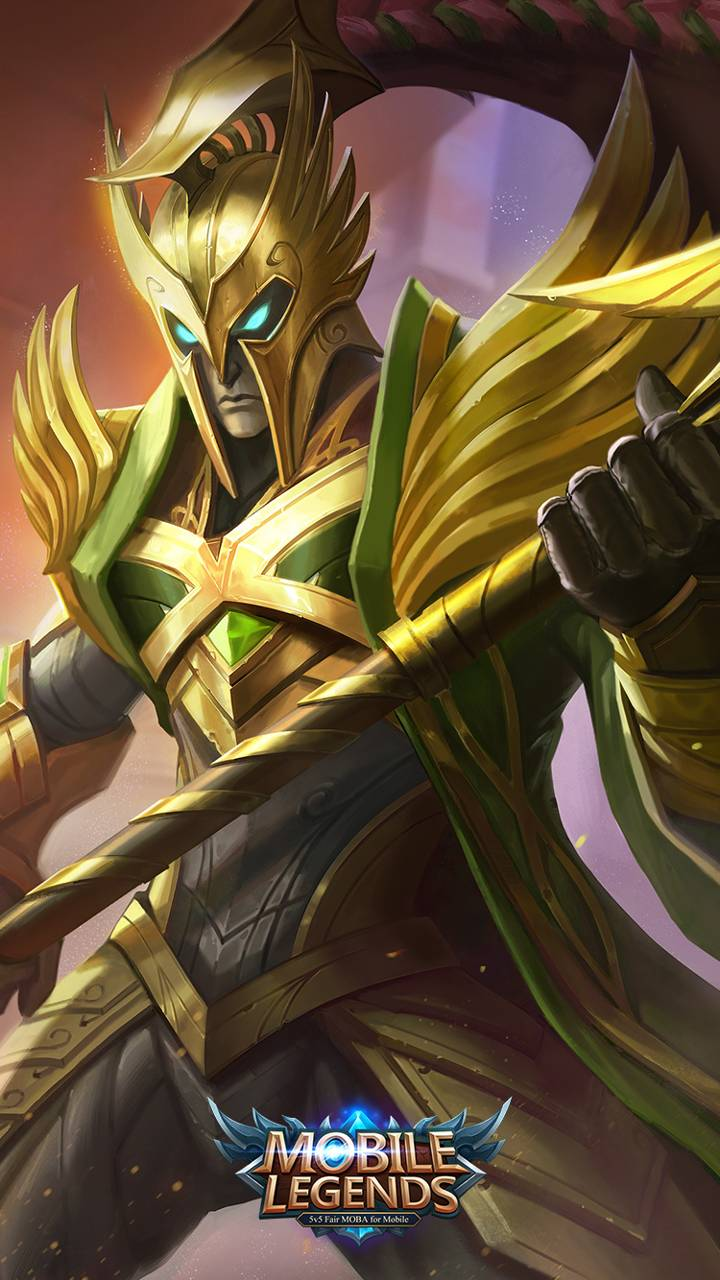Wallpaper Alpha Fierce Dragon Skin Mobile Legends Full HD for Android and iOS