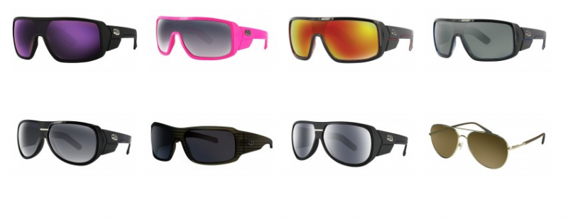 Modelos Óculos Verão 2014 HB - Lançamentos, Fotos, Novidades 953279de50