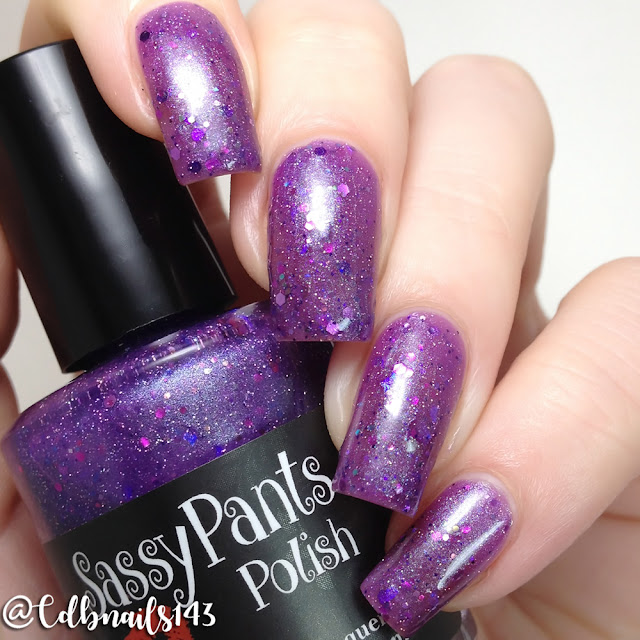 Sassy Pants Polish-Mermaid Magic