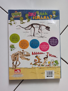 1 Komik Dooly Si Anak Dinosaurus