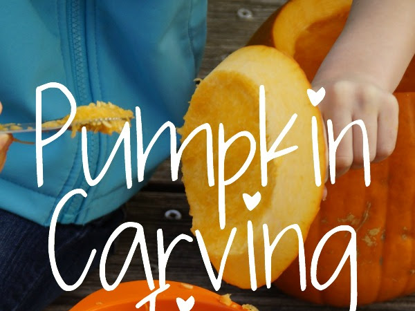 Pumpkin Carving Tips and Roasted Pumpkin Seeds
