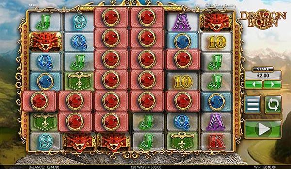Main Gratis Slot Indonesia - Dragon Born Megaways (Big Time Gaming)