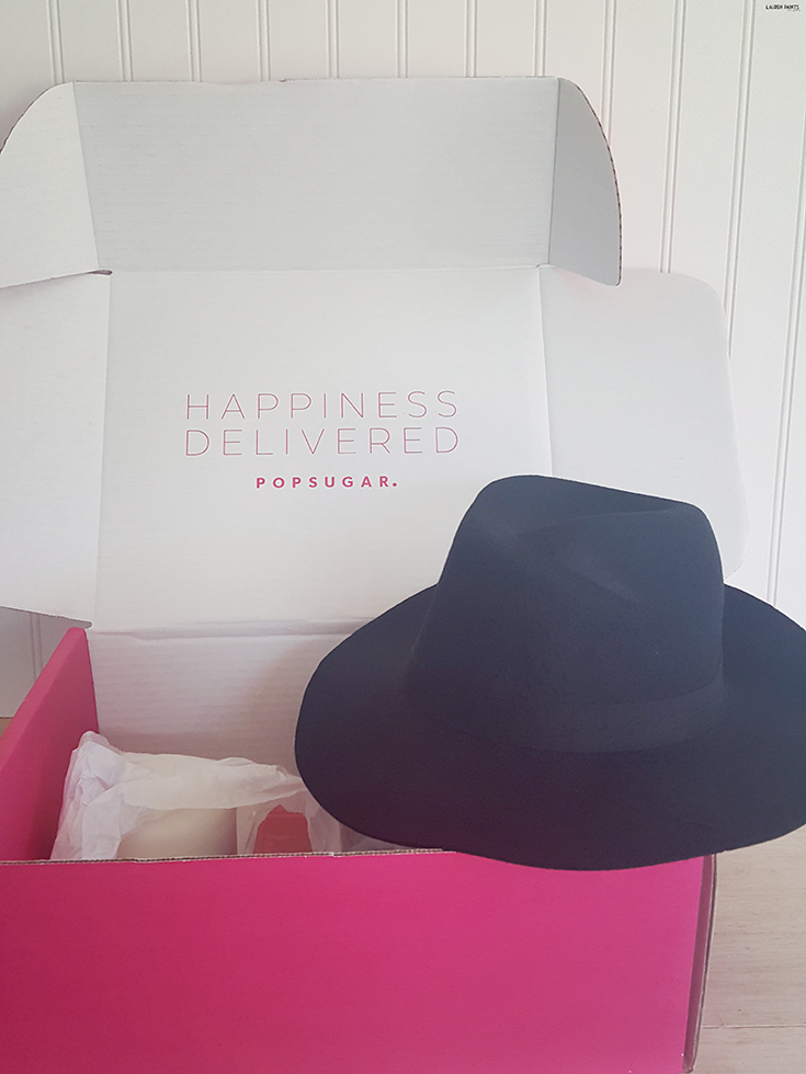 Check out what happiness was delivered to my front door from POPSUGAR and get yourself a coupon for the box subscription! #MustHaveBox