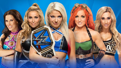 SmackDown Women's Champion Alexa Bliss to defend against all SmackDown women who are available to compete