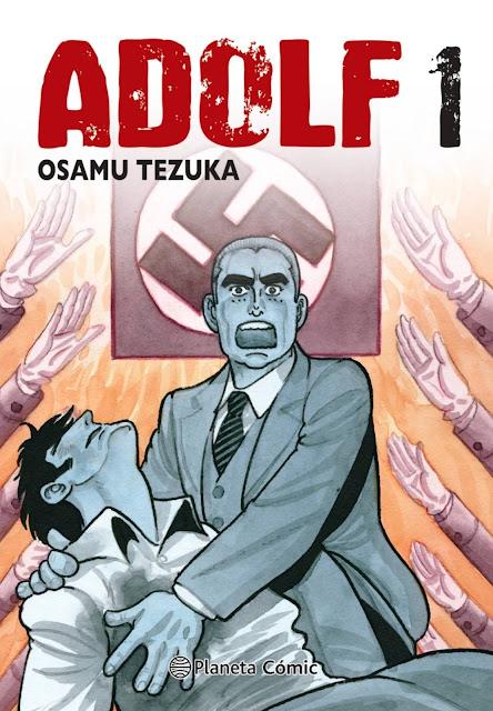 Adolf ed. Tankobon de Osamu Tezuka - Planeta Comic