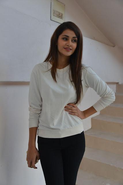 ISM Heroine Aditi Arya latest images