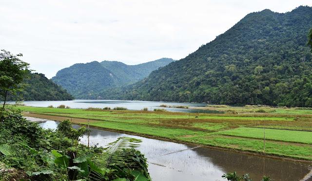 Lago Ba Be Vietnam