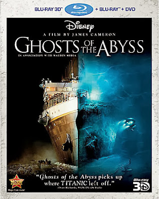 Ghosts of the Abyss (2003) 480p 300MB Blu-Ray Hindi Dubbed Dual Audio [Hindi – English] MKV