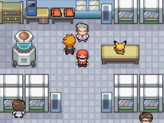 Pokemon Omega Red 4.0 para GBA Inicial Pikachu de Ash