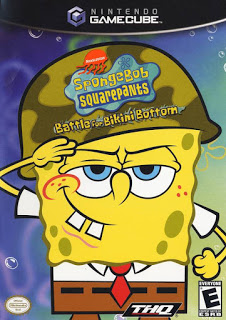 Download SpongeBob SquarePants Battle for Bikini Bottom ISO for GCN