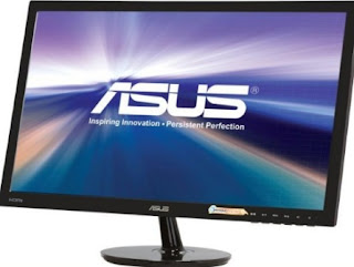 ASUS VS248H-P 24-Inch Full HD LED Monitor