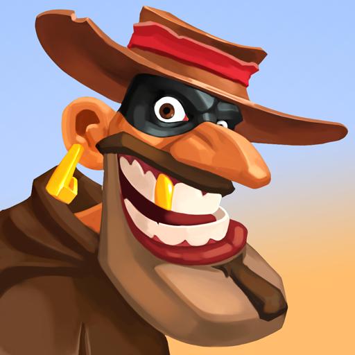 Game - Run & Gun: Banditos v1.1 Apk mod coin infinito