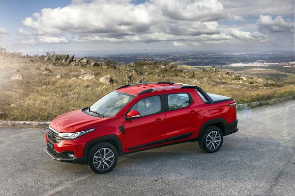 Nova Fiat Strada é eleita Picape do Ano no Brasil 2021