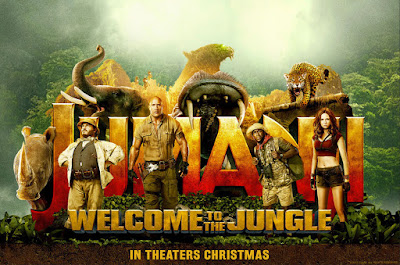 Jumanji: Welcome to the Jungle (2017) With Sinhala Subtitle