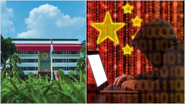 Hacker China Diduga Retas 10 Jaringan Internal Kementerian Indonesia, Termasuk BIN