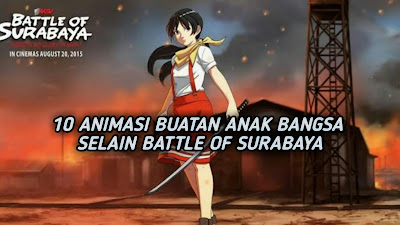 10 Animasi Buatan Indonesia