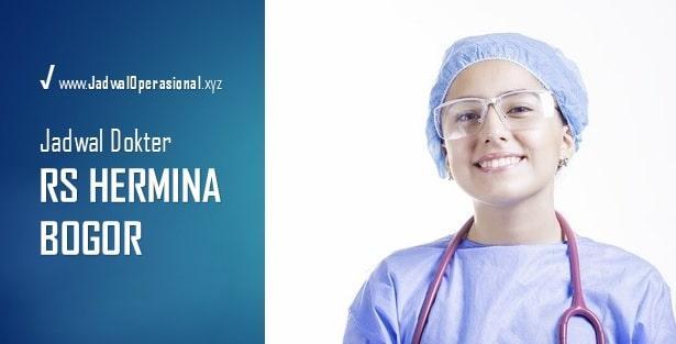 Jadwal Dokter RS Hermina Bogor