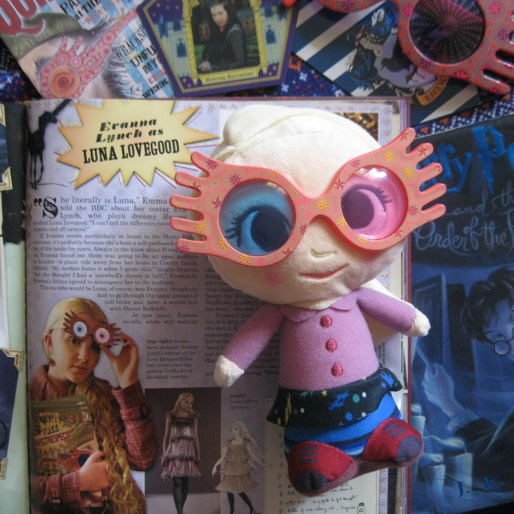 Luna Lovegood Funko SuperCute Plush (Product Review)