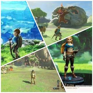 Spesifikasi (System Requirements) PC/Laptop untuk Memainkan Game Legend of Zelda : Breath of the wild
