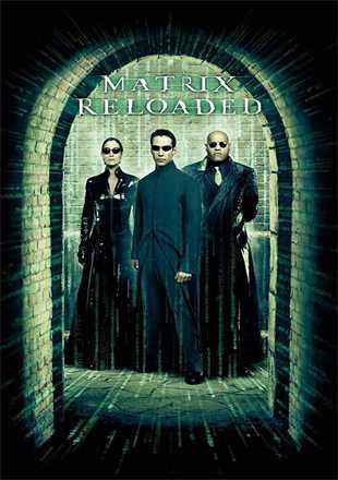 The Matrix Reloaded 2003 BRRip 720p Dual Audio In Hindi English