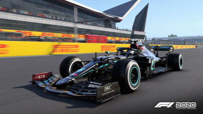 F1 2020 game