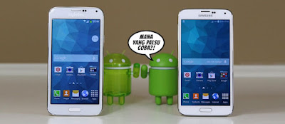 7 Cara Mudah Membedakan Handphone Asli Atau Palsu