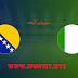 مباراة ايطاليا والبوسنة والهرسك فى دورى الامم الاوروبية