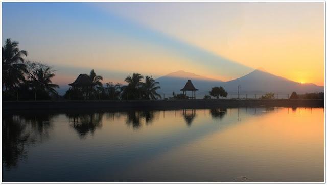 Embung Banjaroya;10 Top Destinasi Wisata Kulon Progo