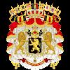 Logo Gambar Lambang Simbol Negara Belgia PNG JPG ukuran 100 px