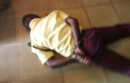 lastma officer tortured police