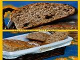 Pan de Soja con Nueces y Pasas