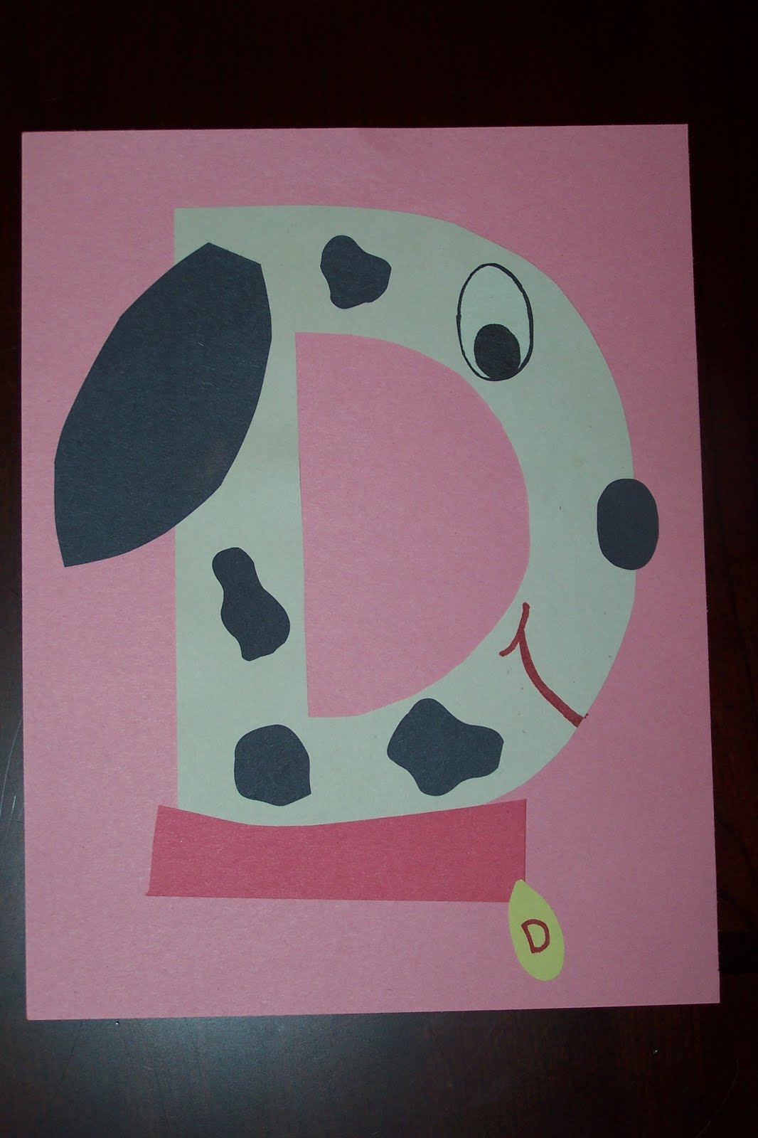 The Princess and the Tot Letter Crafts  Uppercase
