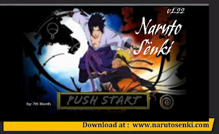 Naruto Senki the Last Fixed V1.22 Mod by 7th Month Apk