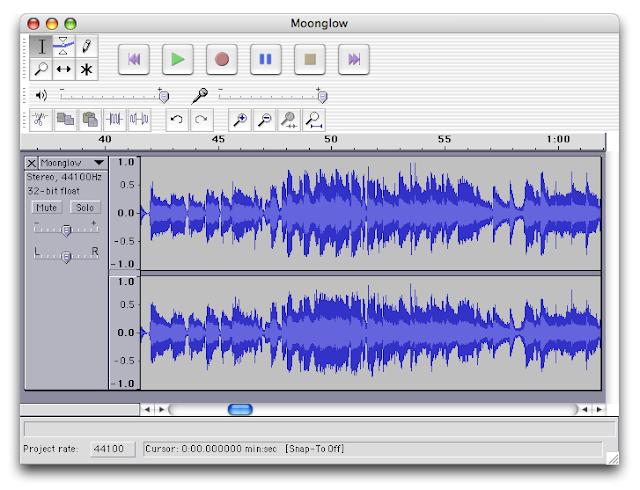 Audacity - Δωρεάν επεξεργασία ήχου