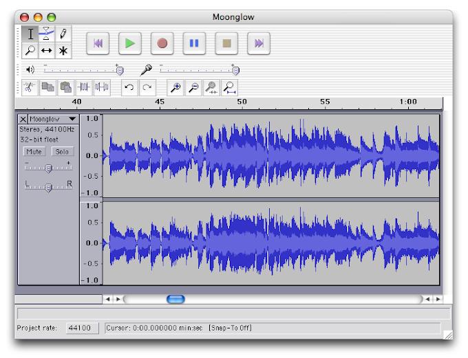 Audacity - Ο απόλυτος δωρεάν επεξεργαστής αρχείων ήχου
