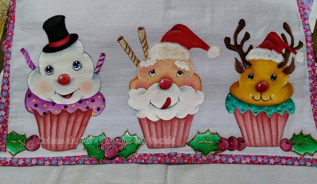 barrado de cupcakes