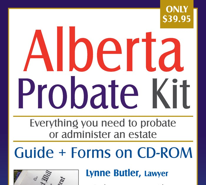 Estate law canada clarification on the alberta probate kit and form estate law canada clarification on the alberta probate kit and form nc19 solutioingenieria Gallery