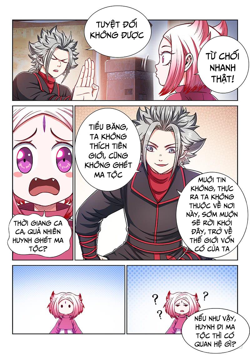 Ta Là Đại Thần Tiên chap 221 - Trang 8