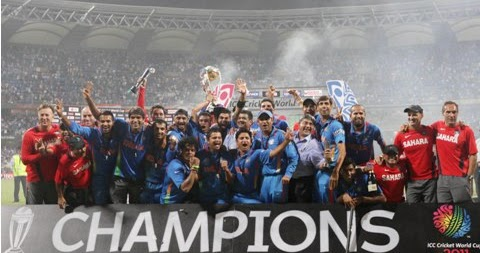 India Vs Sri Lanka Icc Cricket World Cup Final 2011 Highlights