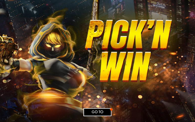 Event Terbaru Free Fire FFWS World Series Pick N Win 2019