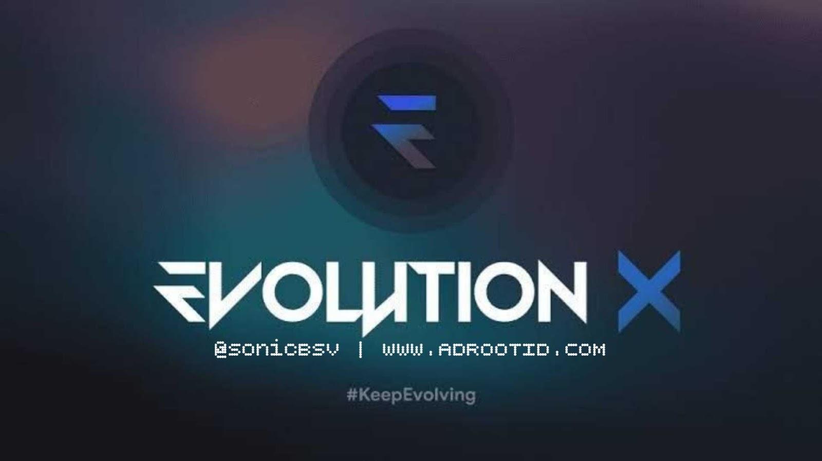 Evolution x rom